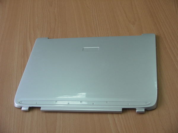 Production Sample: Notebook PC casing
